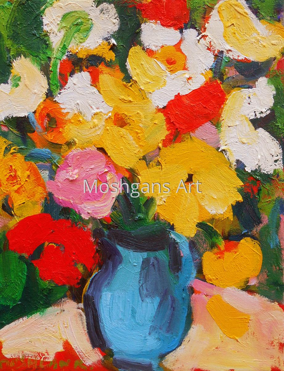 Colorful Bouquet (large view)