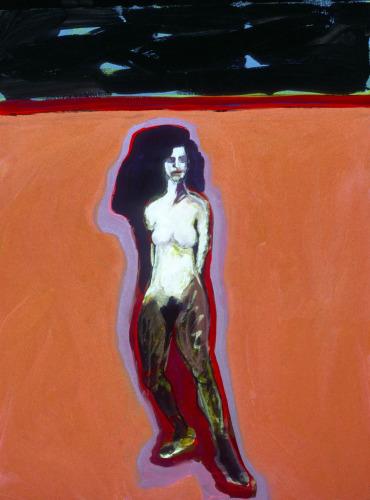 Standing Nude (Dancer)