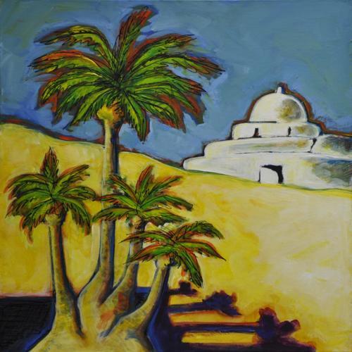 Tunisian Memory #2