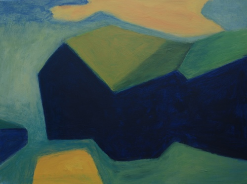 Big Blue Seacliff