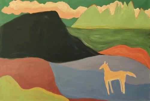 Patagonia Horse (large view)