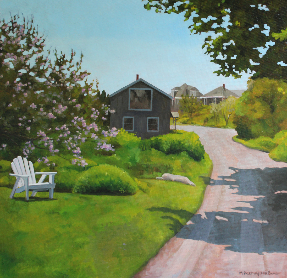 High Noon, Monhegan (large view)