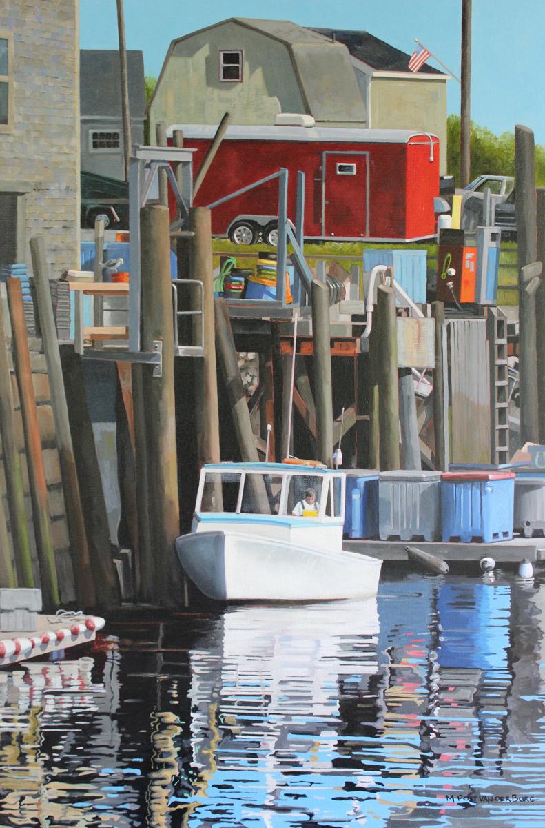Commerce on Vinalhaven (large view)