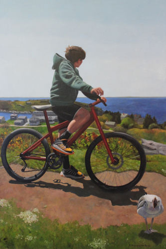 After School - A Boy's Year on Monhegan (large view)