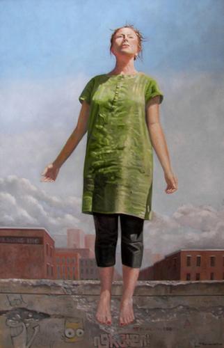 Et In Arcadia Ego by M Post van der Burg