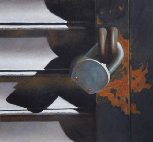Shady Lock by Scott Geyer