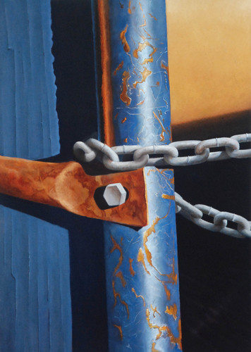 Bolt and Chain by Scott Geyer
