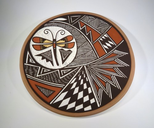 Dragonfly Plate