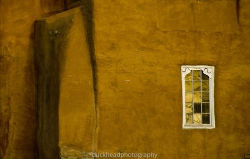 San Miguel Church, Santa Fe by Duckhead Photography