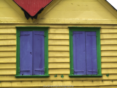 Yellow House/St. John's, Antigua
