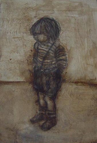 Boy by Magdalena Lis Reiber
