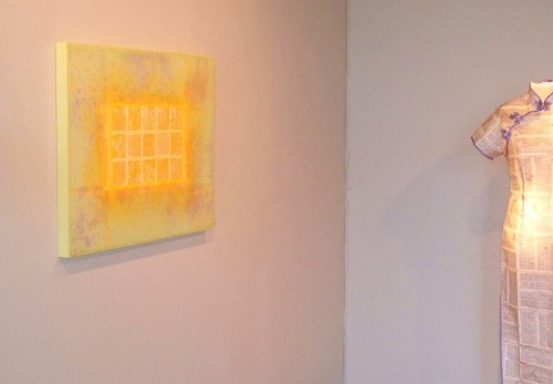 "Imago Gallery, exhibition ""Light"" (large view)"