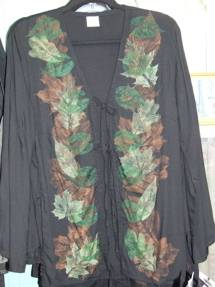 Rayon Jacket (large view)