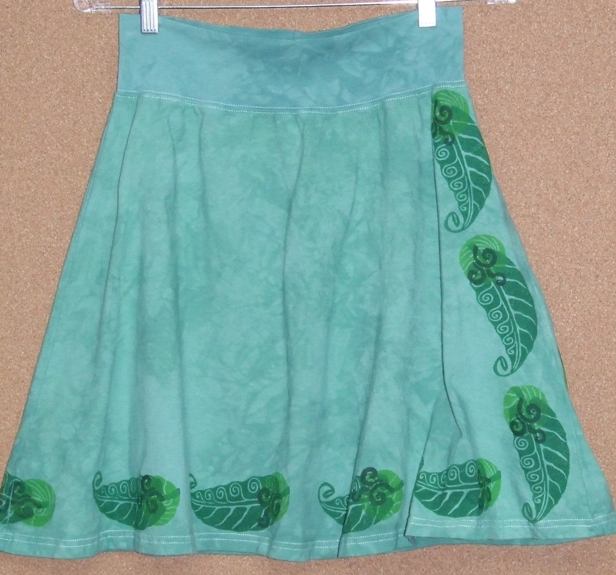 Cotton Skirt (large view)