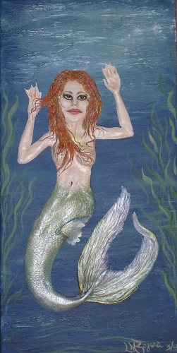 Mermaid for Mom
