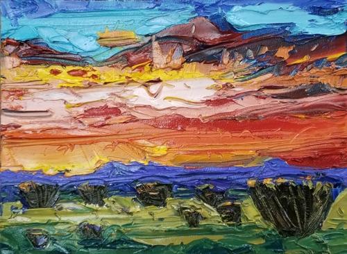 Ogapogeh series  by Mateo Romero Art