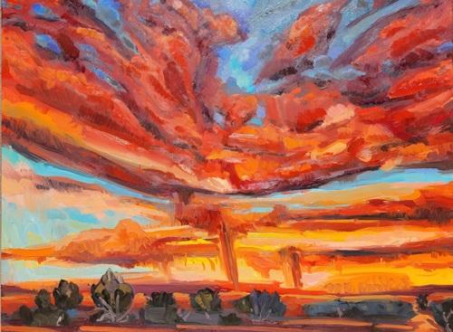 Ogapogeh Sunset