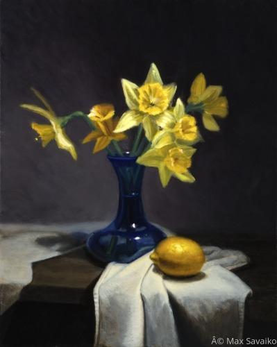 Daffodil Day by Max Savaiko