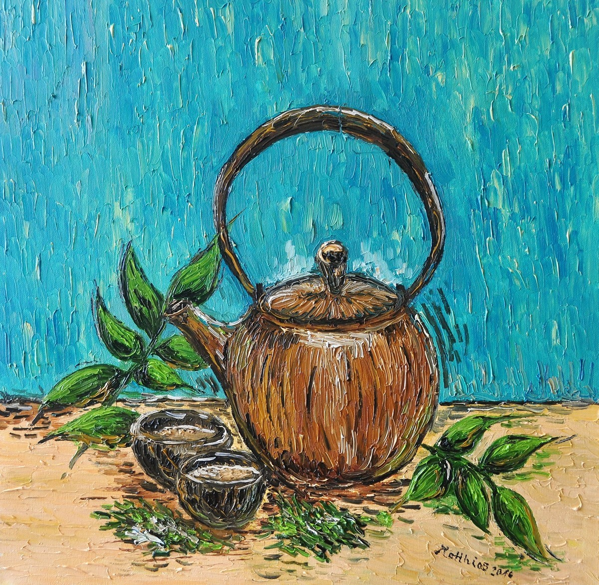 Japanese Tea Pot       (large view)