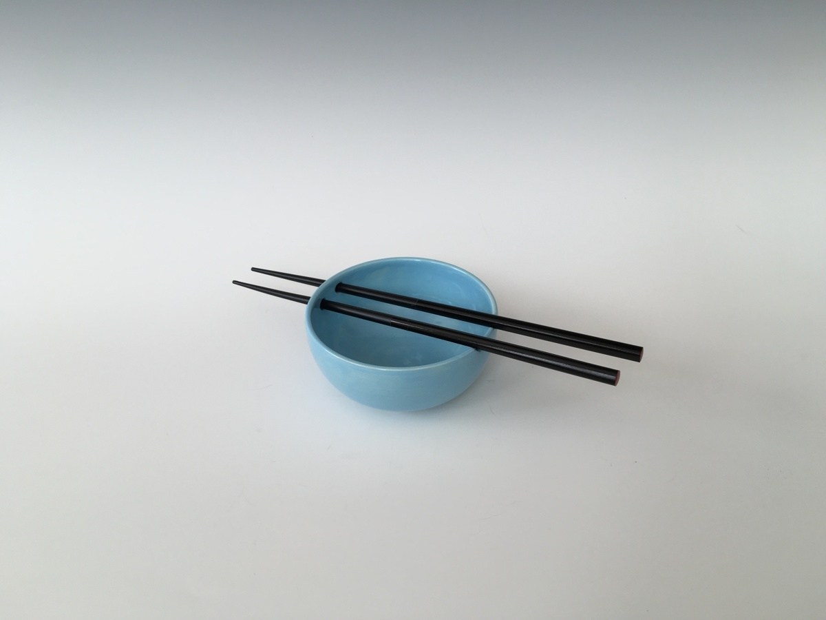 Rice Bowl - Baby Blue (large view)