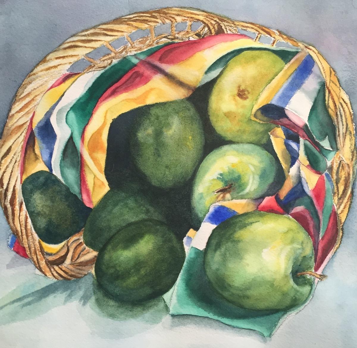 Fruit Basket (large view)