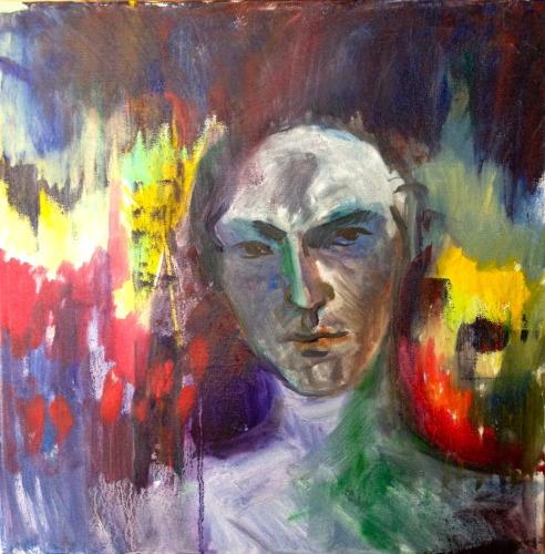 Painting--Oil-FigurativeUntitled