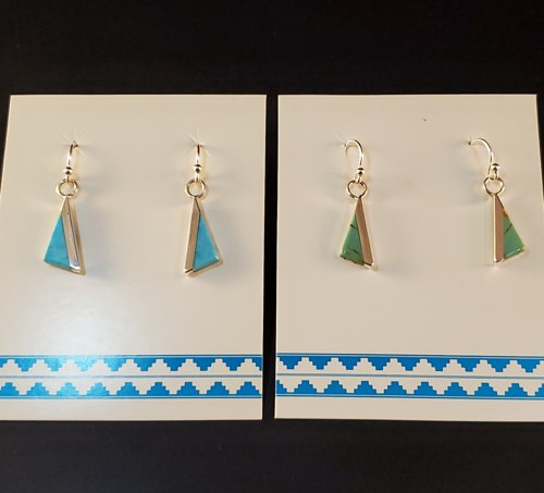 Earrings by Marcus Slim Jewelry