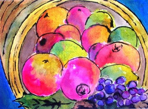 Harvest by Monica Schraiber Otero