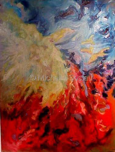 Phoenix I by Michelle Soslau