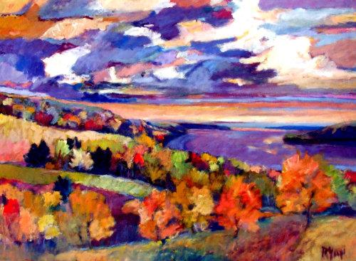 Bellvue by M.S.Ryan Fine Arts