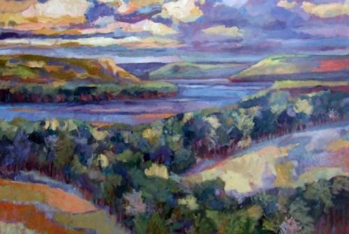 June River by M.S.Ryan Fine Arts