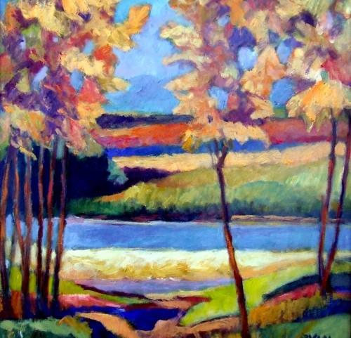 Bright Bar by M.S.Ryan Fine Arts