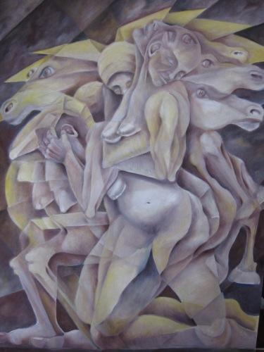 Metamorphosis by  Martha F. Stevens        Dreams, Myths, and Imaginings