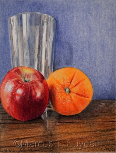Apple or Orange (Larisa's Kitchen Collection)