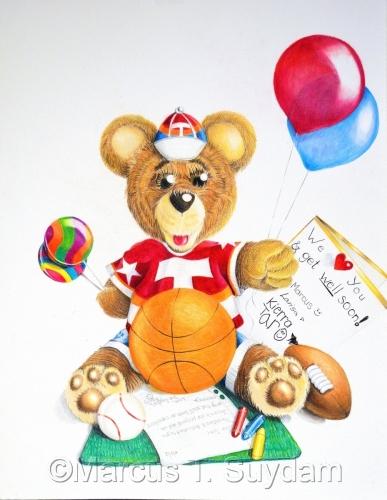 Tyler Bear