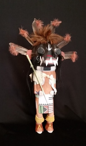 Tsevayo - ogre by Mark Ron Taho Studio