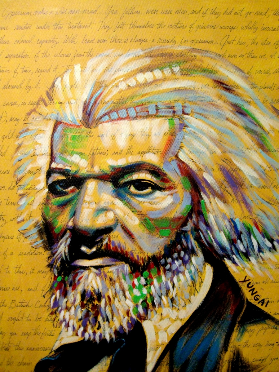 Frederick Douglass (large view)
