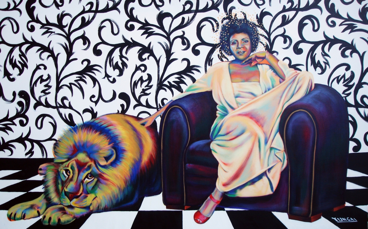 Minnie Ripperton, Adventures in Paradise (large view)