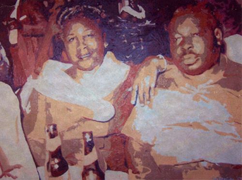 Kwesi's Grandparents (large view)