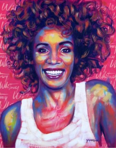 Whitney Houston  (large view)
