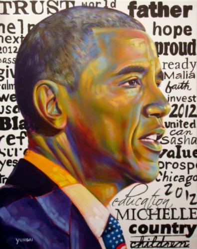 Barack Obama (large view)
