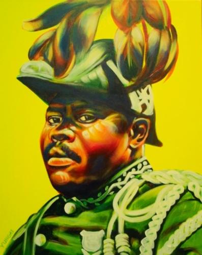 Marcus Mosiah Garvey (large view)