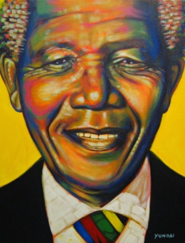Nelson Mandela (large view)