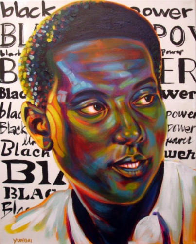 Kwame Toure (Stokely Carmichael) (large view)