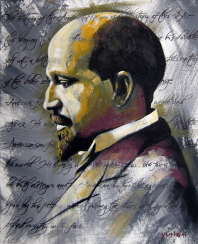W.E.B. Dubois (large view)
