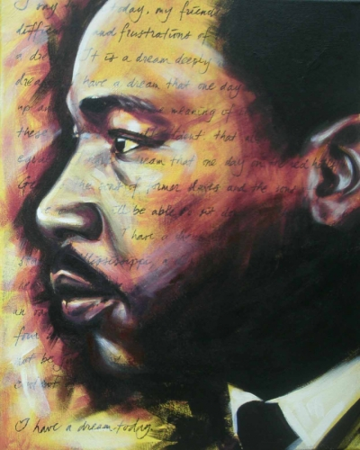 Dr. Martin Luther King Jr. (large view)