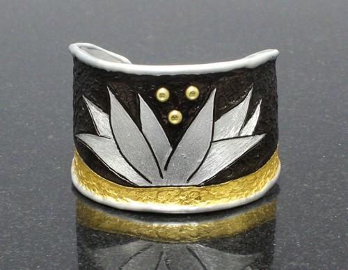 Agave Cuff Bracelet