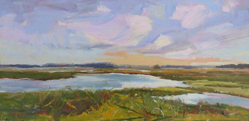 Kiawah River | oil on canvas