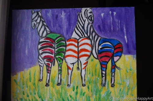 All Season Zebra