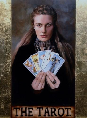 The Tarot Girl